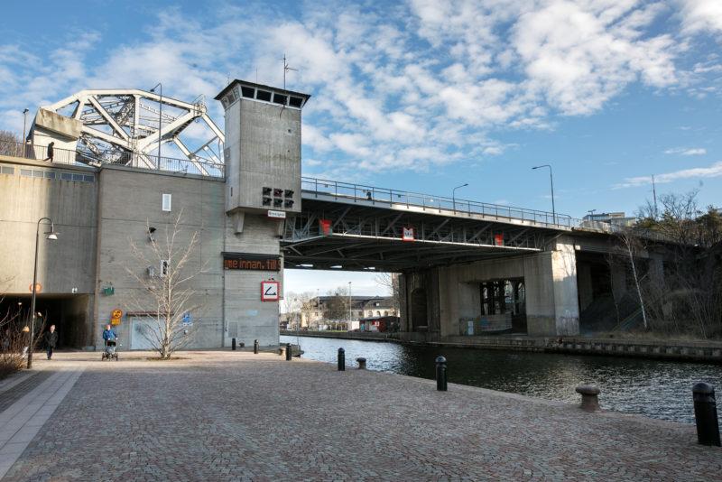 Danviksbron mellan Södermalm och Nacka ska totalrenoveras.