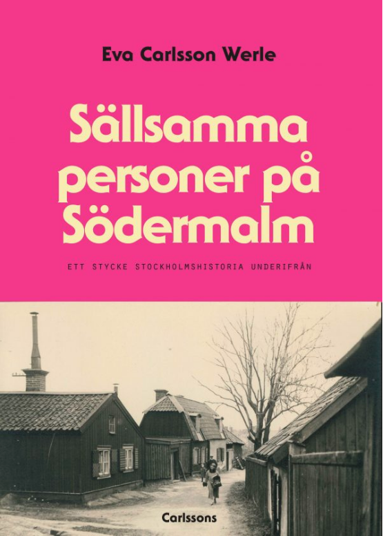 bokomslag sällsamma personer från södermalm